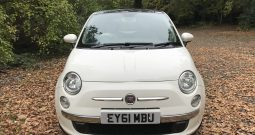 Fiat 500 Lounge 1.4 3dr (start/stop)
