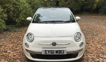 Fiat 500 Lounge 1.4 3dr (start/stop) full